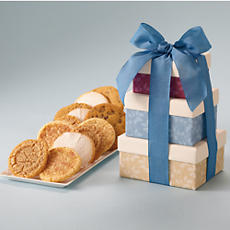 MT. BAKER SUGAR FREE COOKIE GIFT TOWER