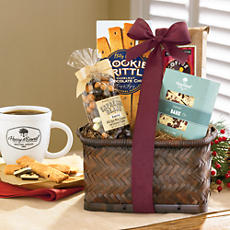 <span style=color:#bb0011>NEW</span> Coffee Gift Basket