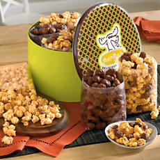 Moose Munch® Popcorn Gift Tin Deluxe