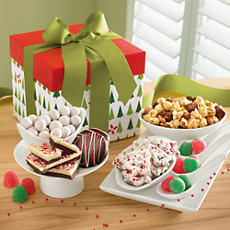 <span style=color:#bb0011>NEW</span> Mistletoe Christmas Gift Box