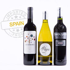 Spanish Wine Trio