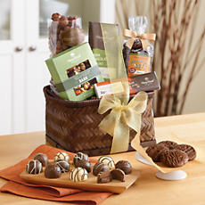 <span style=color:#bb0011>NEW</span> Chocolate Gift Basket
