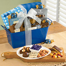 Blue Canyon Gift Basket