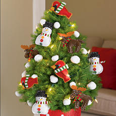 <span style=color:#bb0011>NEW</span> Frosty Canyon Christmas Tree