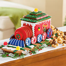 <span style=color:#bb0011>NEW</span> Gingerbread Train