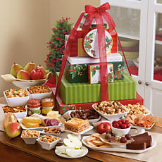 Holiday Tower of Treats® Gift Super Grand Deluxe