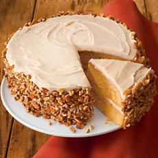 <span style=color:#bb0011>NEW</span> Pumpkin Dream Cake