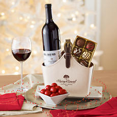 Hostess Gift with Wine