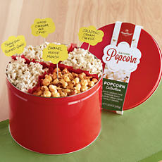 <span style=color:#bb0011>NEW</span> Holiday Sweet and Savory Popcorn Collection