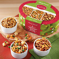 <span style=color:#bb0011>NEW</span> Holiday Snack Drum