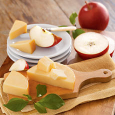 3-Month Fruit and Cheese Club (Begins November)