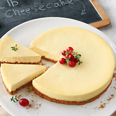 Signature Cheesecake