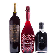 <span style=color:#bb0011>NEW</span> Dessert Wine Trio