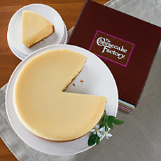 <span style=color:#bb0011>NEW</span> The Cheesecake Factory® Original