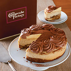 NEW The Cheesecake Factory® Tiramisu Cheesecake