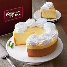NEW The Cheesecake Factory® Key Lime Cheesecake