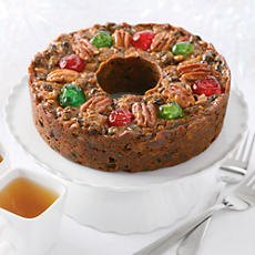 Traditional Fruitcake 2 Pounds
