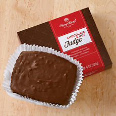 Chocolate and Nut Fudge