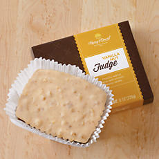 Vanilla and Nut Fudge