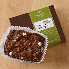 NEW Rocky Road Fudge