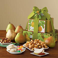 12-Month Signature Light Tower Fruit-of-the-Month Club® Collection (Begins October)