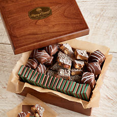 Gourmet Chocolate Cigar Box
