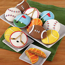 Sports Cookie Box