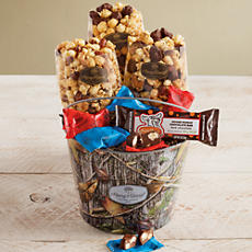 NEW Moose Munch® Popcorn Pail