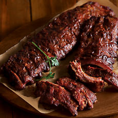 NEW Marinated Ribs