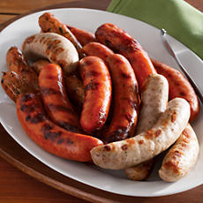 NEW Sausage Sampler