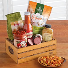 NEW Hot and Spicy Snack Crate