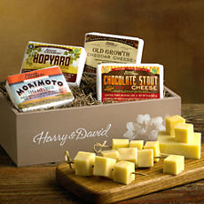 NEW Beer-Flavored Cheese Box