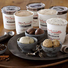 McConnells Ice Cream Foodie Favorites