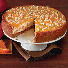 Cushman's® HoneyBell Cheesecake
