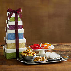 NEW Summertime Tower of Treats® Gift