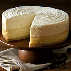 NEW The Cheesecake Factory® Vanilla Bean Cheesecake