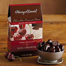 Dark Chocolate-Covered Cherries
