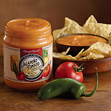 Jalapeño Tomato Cheese Dip