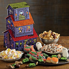 Crooked House Halloween Gift