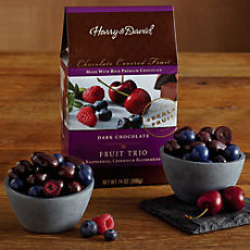 Dark Chocolate Berry Trio