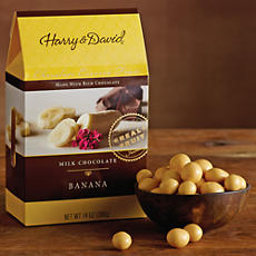 Milk Chocolate-Covered Bananas