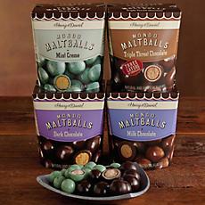 Pick Four Maltball Boxes