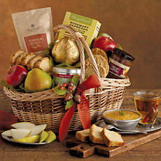 Harvest Gift Basket