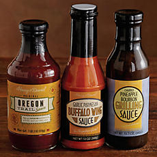 BBQ Grilling Sauces - Pick 3