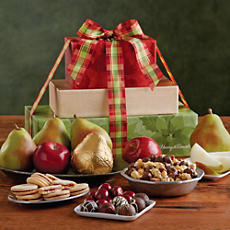 12-Month Presidential Holiday Tower Fruit-of-the-Month Club® Collection (Begins December)