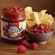 Raspberry Chardonnay Salsa