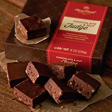 Chocolate and Nut Fudge
