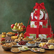 Ultimate Holiday Tower of Treats® Celebration