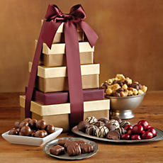 3-Month Chocolate-of-the-Month Club (Begins November)