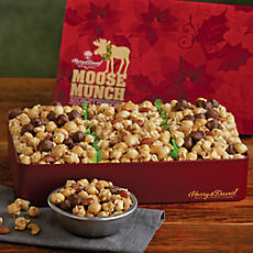 Holiday Moose Munch® Gourmet Popcorn Trio Tin